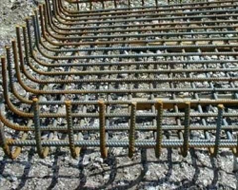 Технология армирования фундаментной плиты