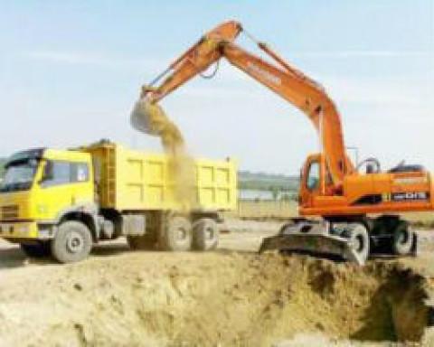 Все что нужно знать о разработке грунта в котловане экскаватором