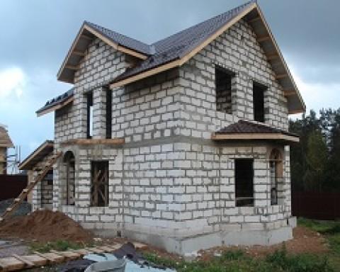 Выбираем лучший фундамент для дома из газобетона