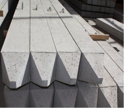 Зачем применяют железобетонные сваи для фундамента здания?