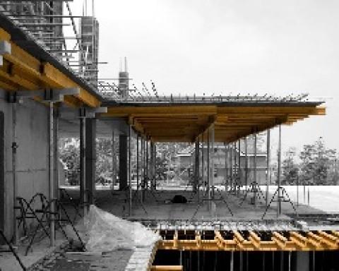 Балка опалубки: сферы и способы использования в строительстве