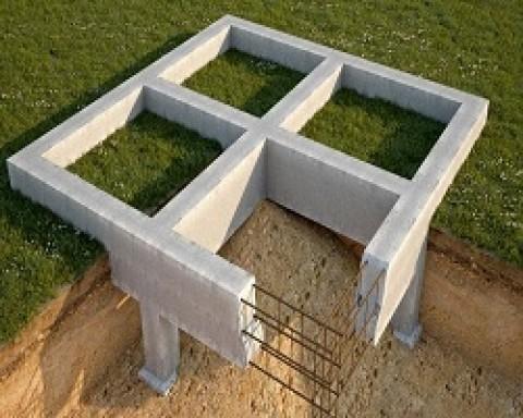 Виды фундамента для частного дома— обзор лучших вариантов