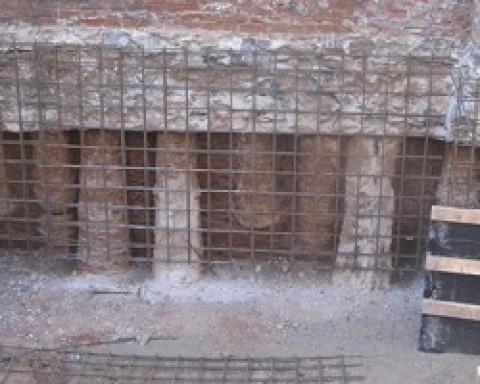 Как и чем укрепить фундамент, требующий ремонта?