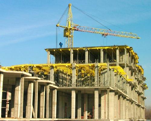 Использование балок в монолитном строительстве