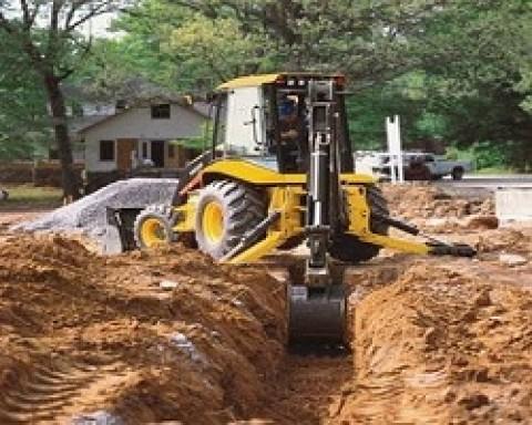 Правила разработки грунта в котловане или траншее при помощи экскаватора
