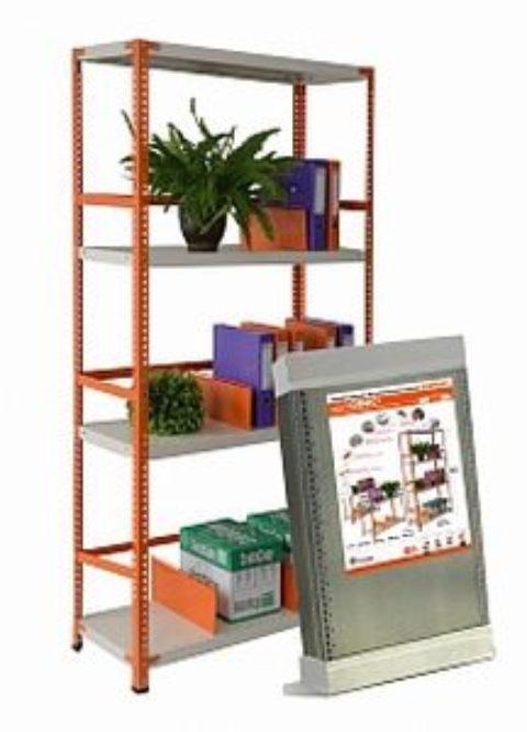 Офисная мебель: стеллажи и полки