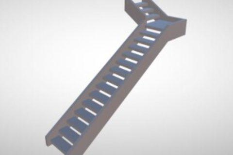 Лестницы из сборного железобетона